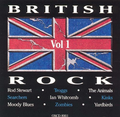 Various - British Rock