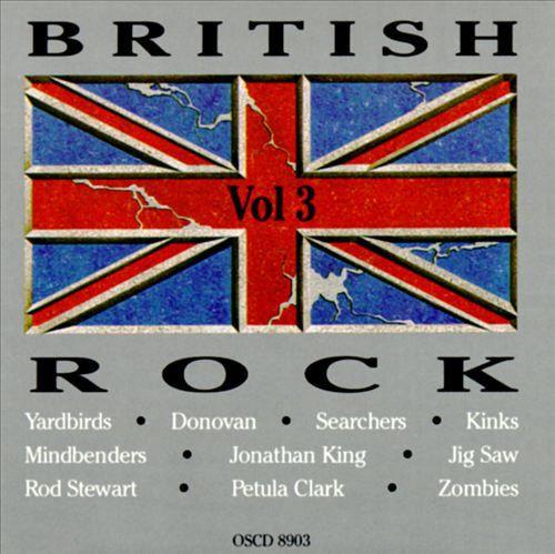 CD -  Various – British Rock Volume 3 - IMP