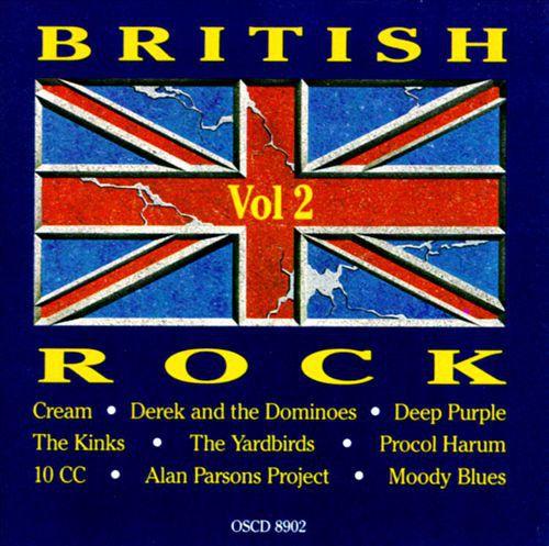 Various – British Rock Volume 2