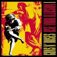 CD - Guns N' Roses - Use your Illusion I