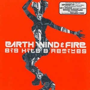 CD - Earth, Wind & Fire - Big Hits and Remixes