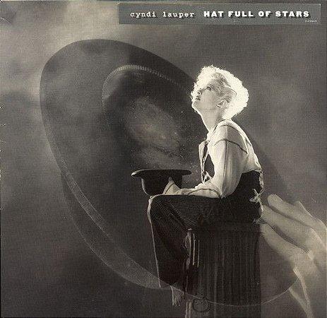 CD - Cyndi Lauper - Hat Full of Stars - IMP