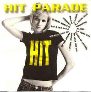 CD - Hit Parade (Vários Artistas)
