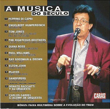 CD - Various – A Música Do Século - 22