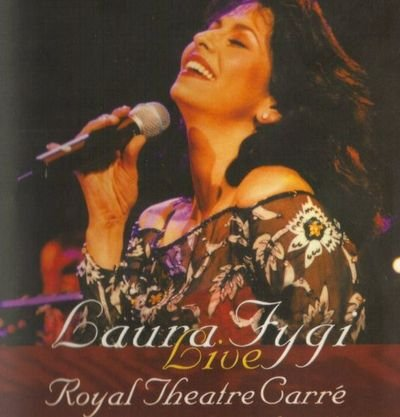 LAURA FYGI: LIVE ROYAL THEATRE CARRE