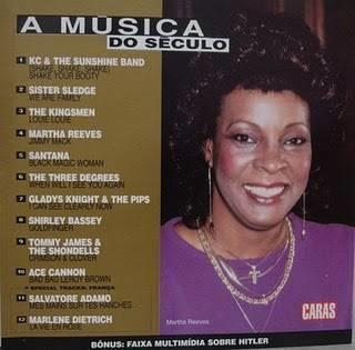 CD - Various - A Música do Século  - Volume 43