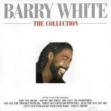 DVD  - BARRY WHITE THE COLLECTION