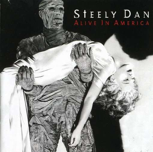 CD - Steely Dan ‎– Alive In America