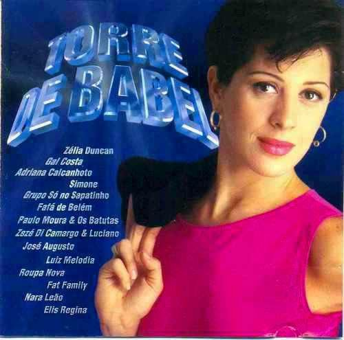 CD - Torre De Babel Nacional (Novela Globo) (Vários Artistas)