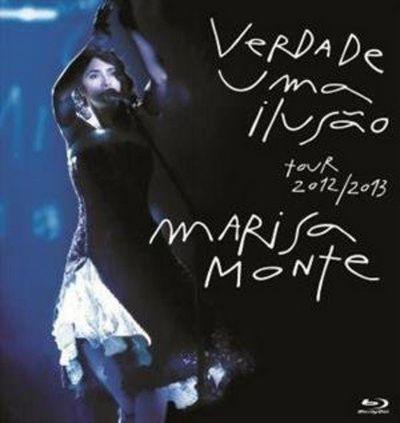 MARISA MONTE VERDADE UMA ILUSÃO: TOUR 2012 / 2013 ( NOVO/ PROMO )