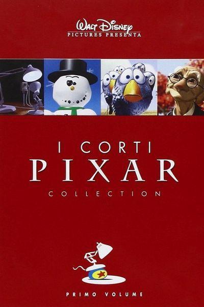 DVD - Pixar Short Films Collection ( Volume 1)