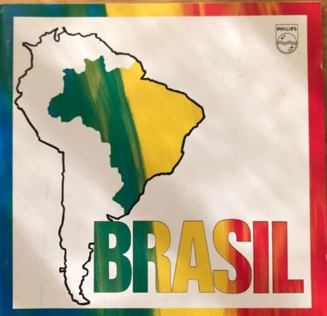CD - Brasil (Vários Artistas)
