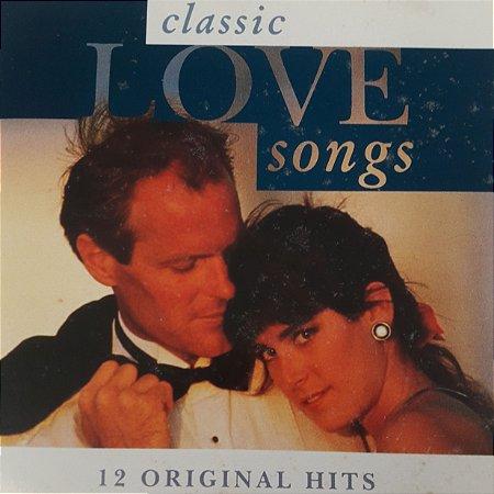 CD - Classic Love Songs - IMP (Vários Artistas)