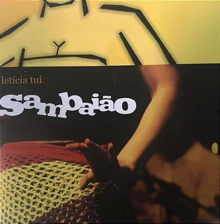 CD - Letícia Tuí - Sambaiao