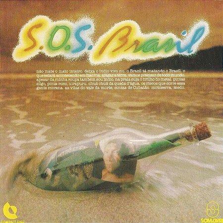 CD - Various – S.O.S. Brasil
