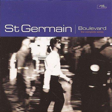 CD - St Germain – Boulevard (The Complete Series)