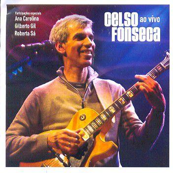 CD - Celso Fonseca - Ao Vivo