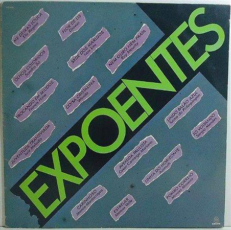 CD - Expoentes (Vários Artistas)