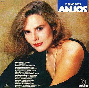 Various – O Sexo Dos Anjos (Trilha Nacional Da Novela)