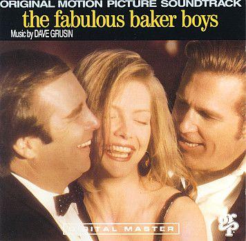 CD - Various – The Fabulous Baker Boys (Original Motion Picture Soundtrack) IMP