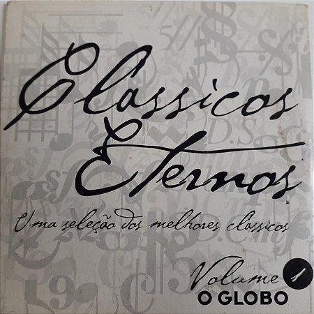 CD - Coleção Clássicos Eternos - Uma Seleção Dos Melhores Clássicos - vol. 1  (Vários Artistas) (Digipack)