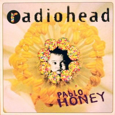 Radiohead ‎– Pablo Honey