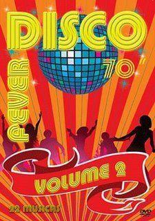 DVD - DISCO FEVER 70 VOLUME 2