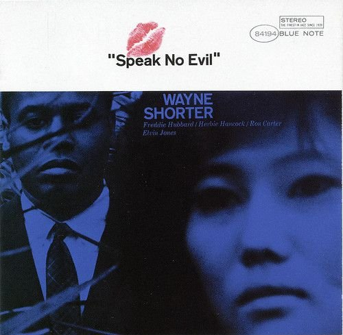 CD - Wayne Shorter ‎– Speak No Evil - IMP