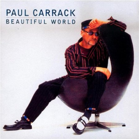 CD - Paul Carrack ‎– Beautiful World - IMP