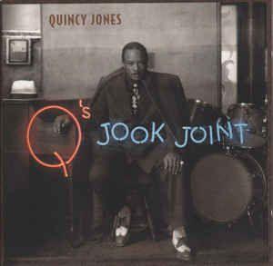 CD - Quincy Jones – Q's Jook Joint - IMP
