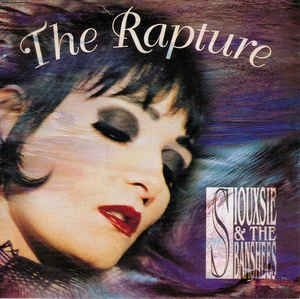 CD - Siouxsie & The Banshees ‎– The Rapture
