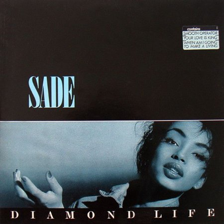 CD - Sade ‎– Diamond Life