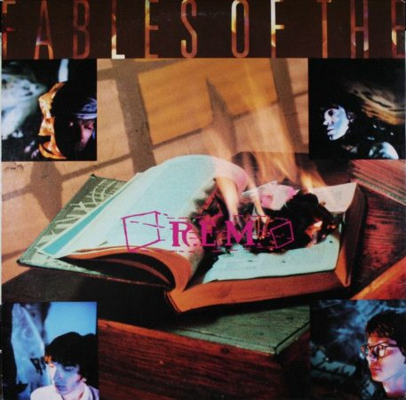 R.E.M. – Fables Of The Reconstruction / Reconstruction Of The Fables