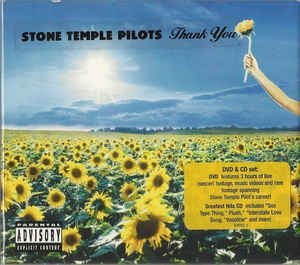 CD + DVD - Stone Temple Pilots – Thank You (CD + DVD)