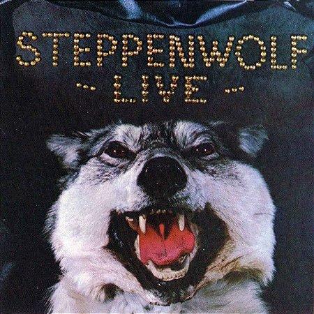 CD - Steppenwolf – Live