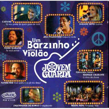 Various – Um Barzinho Um Violão: Jovem Guarda