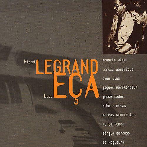 Michel Legrand - Homenagem A Luiz Eça  (Digipack)