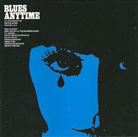 CD - Various – Blues Anytime - Anthology Of British Blues Volume 1 & 2 IMP