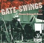CD - Clarence Gatemouth Brown ‎– Gate Swings - IMP . USA
