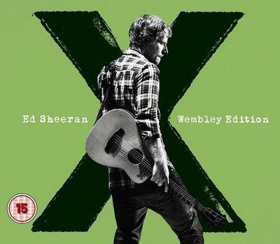 CD + DVD -  ED SHEERAN (WEMBLEY EDITION)