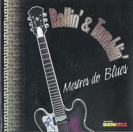CD - Various – Rollin' & Tumblin' - Mestres Do Blues