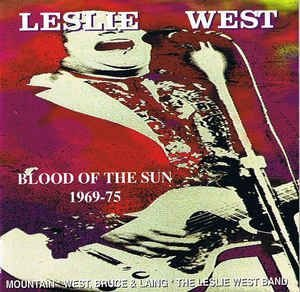 CD -  Leslie West ‎– Blood Of The Sun 1969-75  - IMP
