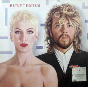 CD - Eurythmics – Revenge - JAPAN