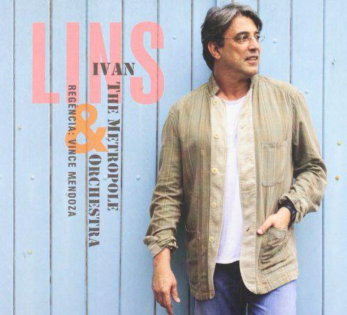 CD -  Ivan Lins & , The Metropole Orchestra– Regência: Vince Mendoza  (Digipack)