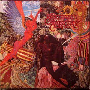 CD - Santana – Abraxas