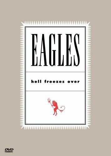 EAGLES: HELL FREEZES OVER USA (Digipack)