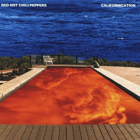 CD - Red Hot Chili Peppers ‎- Californication