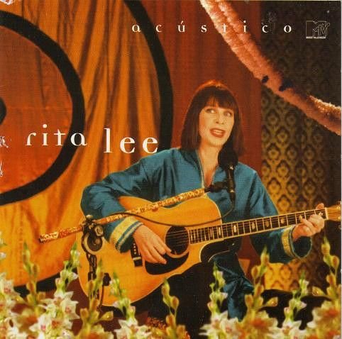 CD - Rita Lee – Acústico MTV