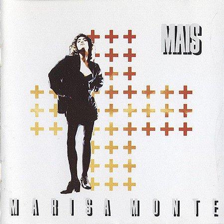 CD - Marisa Monte – Mais