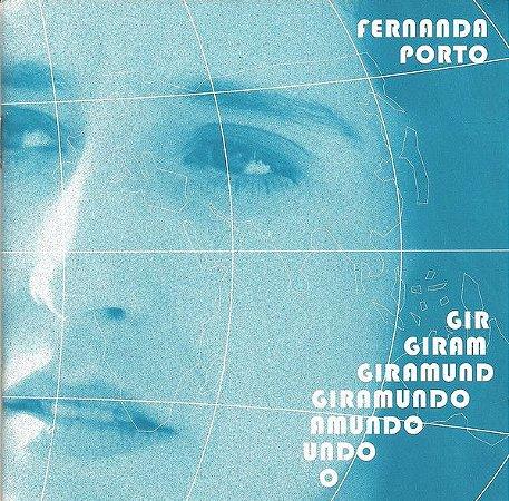CD - Fernanda Porto – Giramundo